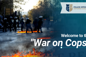 """Welcome to the """"War on Cops"""""""