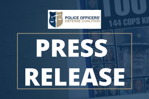 Police Officers' Defense Coalition Commends Kenosha District Attorney's Decision Against Charges in Jacob Blake Case